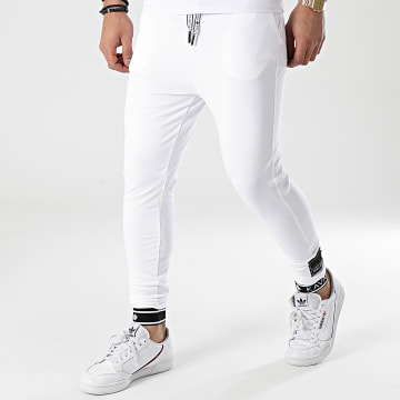Gianni Kavanagh - Pantalon Jogging ID Joggers GKM001572 Ecru