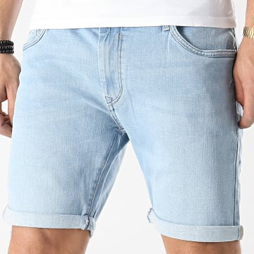 Tiffosi - Short Jean Slim Tandil Bleu Wash