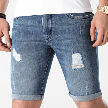 Tiffosi - Short Jean Tandil 10032336 Bleu Denim