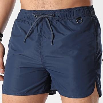 Blend - Short De Bain 20712255 Bleu Marine