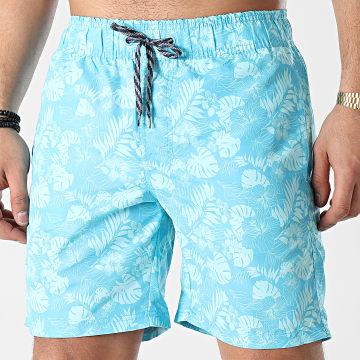 Blend - Short De Bain 20712257 Bleu Turquoise