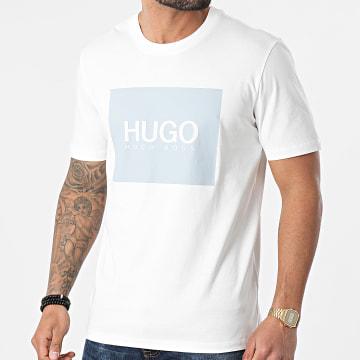 HUGO - Tee Shirt Dolive U212 50448795 Ecru