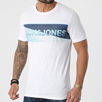 Jack And Jones - Tee Shirt Jenson Blanc
