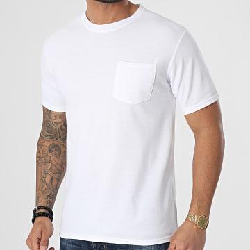 MTX - Tee Shirt Poche P016 Ecru
