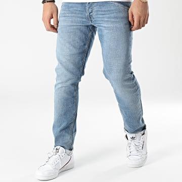 Pepe Jeans - Jean PM201100NA22 Bleu Denim