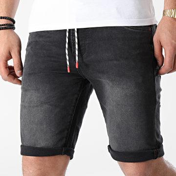 Pepe Jeans - Short Jean Jagger PM800840 Noir