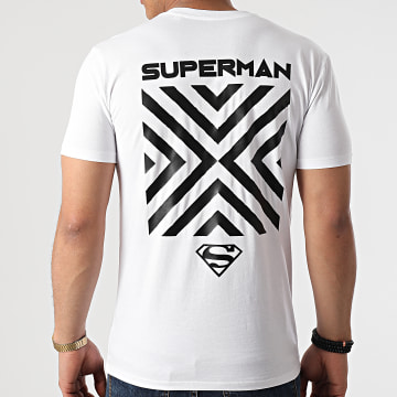 DC Comics - Tee Shirt Cross Blanc