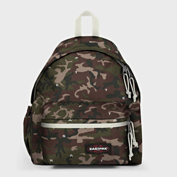 Eastpak - Sac A Dos Padded Zippl'r On Top Camo Vert Kaki