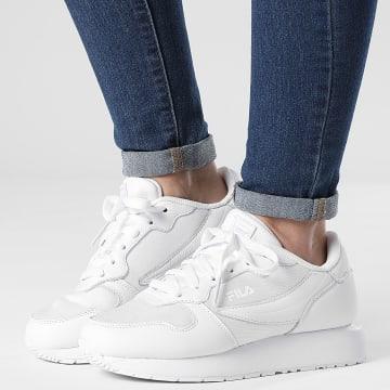 Fila - Baskets Femme Retroque 1011220 White White