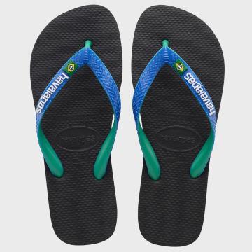 Havaianas - Tongs Brasil Mix Bleu Marine