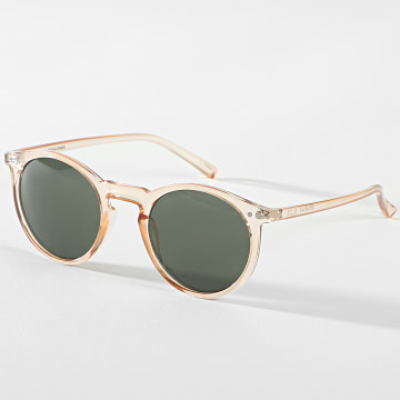 Jack And Jones - Lunettes De Soleil Parker Transparent Rose