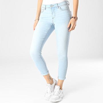 Only - Jean Skinny Femme Wauw Life Bleu Denim