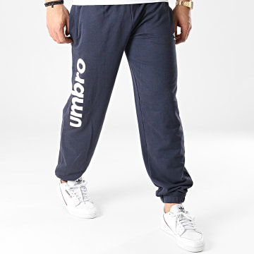 Umbro - Pantalon Jogging 771840-60 Bleu Marine