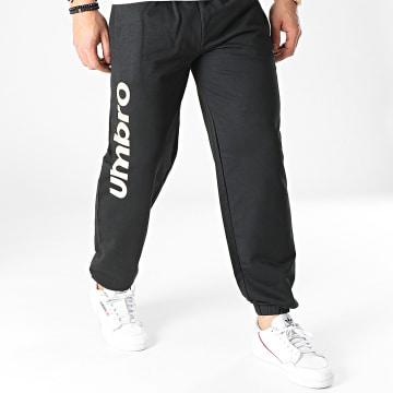 Umbro - Pantalon Jogging 771840-60 Noir Doré