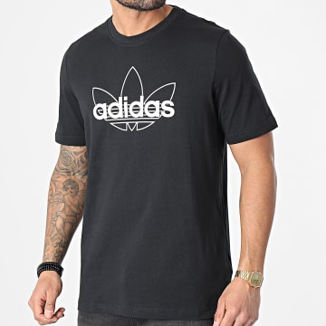 Adidas Originals - Tee Shirt Sport Graphic GN2440 Noir