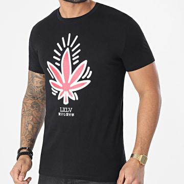 Luxury Lovers - Tee Shirt Keith Weed Noir