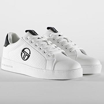 Sergio Tacchini - Baskets Femme Vanity Signature LTX STW114105 White Black