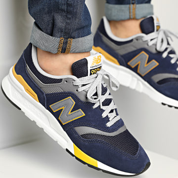 New Balance - Baskets Classics 997 CM997HVG Navy
