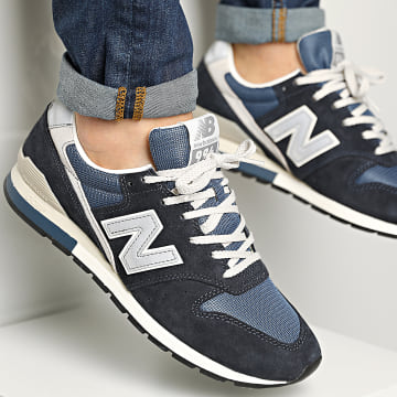 New Balance - Baskets Classics 996 CM996GN Navy