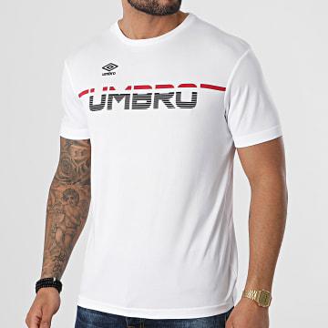 Umbro - Tee Shirt De Sport 848110-60 Blanc