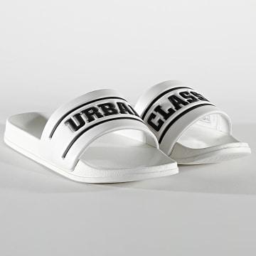 Urban Classics - Claquettes TB2117 Blanc