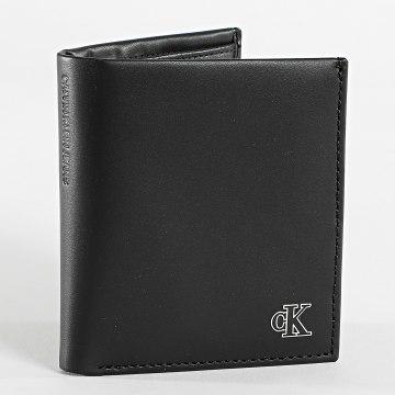 Calvin Klein - Portefeuille Trifold 6806 Noir