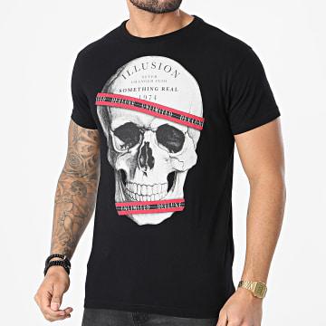 Deeluxe - Tee Shirt Rudy Noir