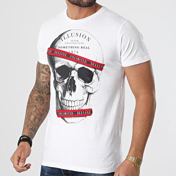 Deeluxe - Tee Shirt Rudy Blanc