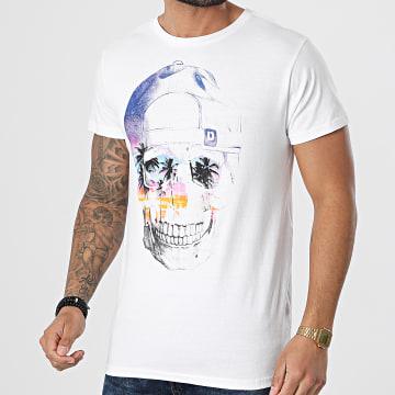 Deeluxe - Tee Shirt Deddy Blanc