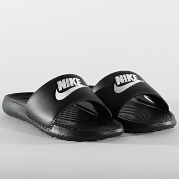 Nike - Claquettes Nike Victori One Black