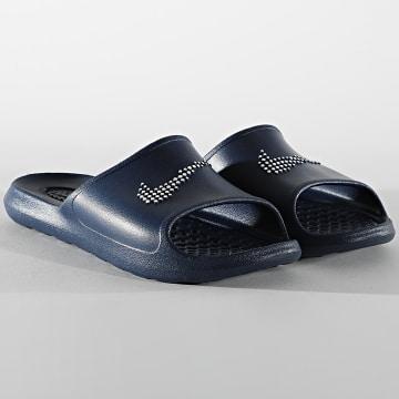 Nike - Claquettes Victori One Shower CZ5478 Midnight Navy White