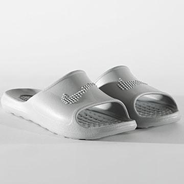 Nike - Claquettes Victori One Shower CZ5478 Light Grey White
