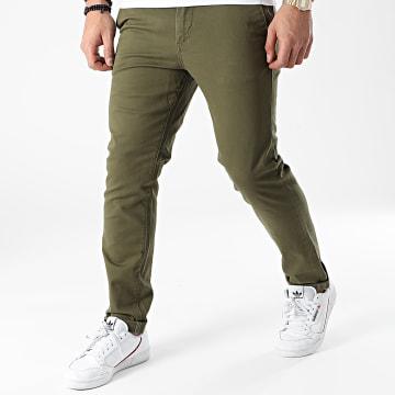 Produkt - Pantalon Chino Sap Graham Vert Kaki
