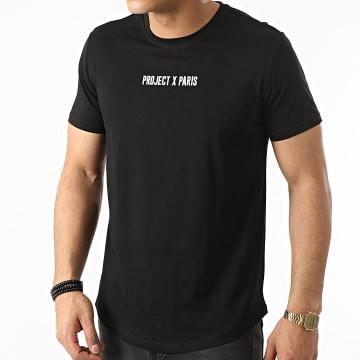 Project X - Tee Shirt 2110158 Noir