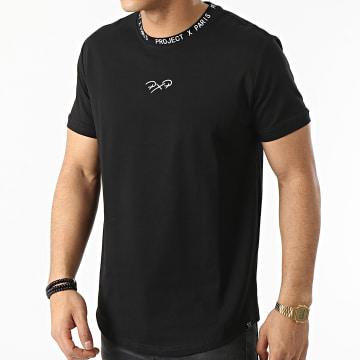 Project X - Tee Shirt Oversize 2112223 Noir