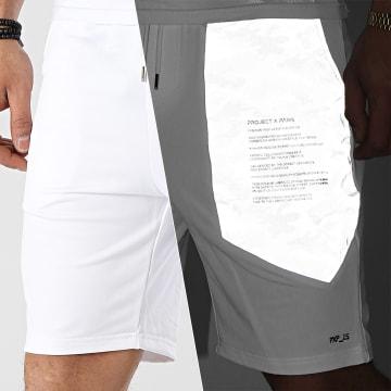 Project X - Short Jogging 2140148 Blanc