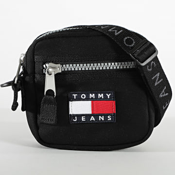 Tommy Jeans - Sacoche Heritage Reporter 7143 Noir