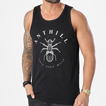Anthill - Débardeur Logo Noir