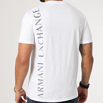 Armani Exchange - Tee Shirt 3KZTGB-ZJBVZ Blanc