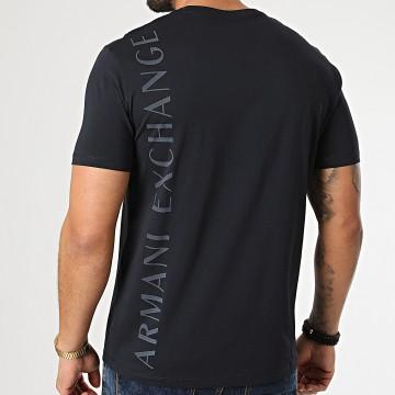 Armani Exchange - Tee Shirt 3KZTGB-ZJBVZ Bleu Marine