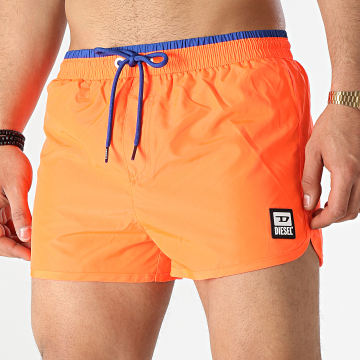 Diesel - Short De Bain BMBX Reef 00S0L6-0ADAG Orange Fluo