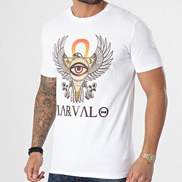 Swift Guad - Tee Shirt Narvalo Egypte Blanc