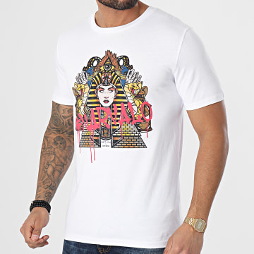 Swift Guad - Tee Shirt Narvalo Cleo Blanc