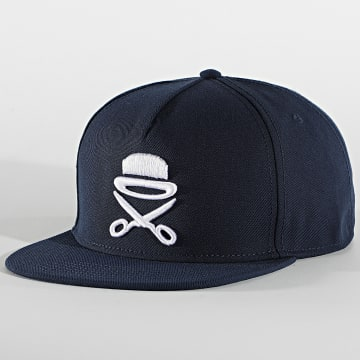 Cayler And Sons - Casquette Snapback Icon CS1132 Bleu Marine