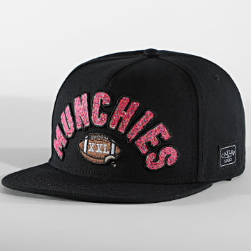 Cayler And Sons - Casquette Snapback Muniv CS1428 Noir
