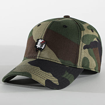 Cayler And Sons - Casquette Freedom Corps CS1692 Camouflage Vert Kaki