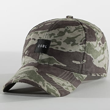 Cayler And Sons - Casquette Section CS2289 Camouflage Vert Kaki