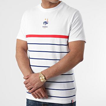 FFF - Tee Shirt F20082 Blanc