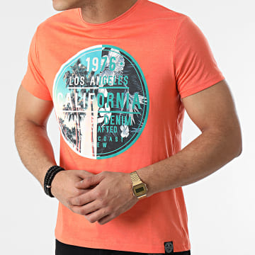 La Maison Blaggio - Tee Shirt Miami Orange