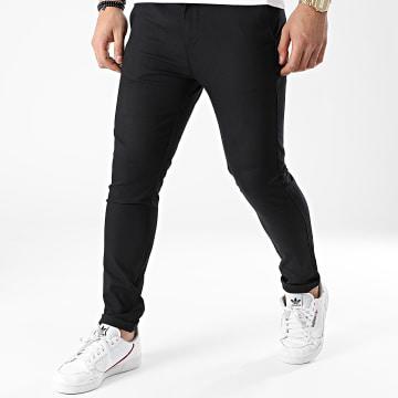 Uniplay - Pantalon Chino 08 Noir